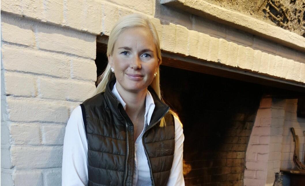 Kari Sterud er ny i salgsavdelingen på Beitostølen Resort.