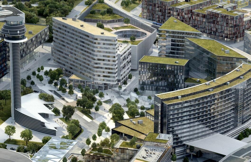 Comfort Hotel Arlanda åpner sommeren 2019.