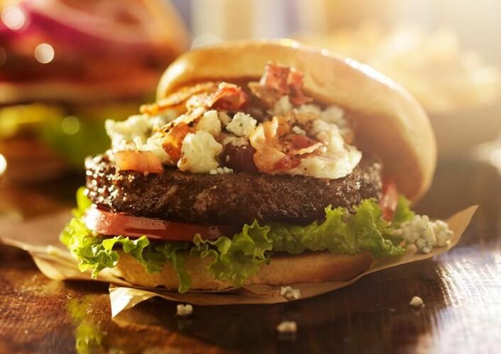 Tema burger og eget burgerseminar når Smak arrangeres i februar 2017.