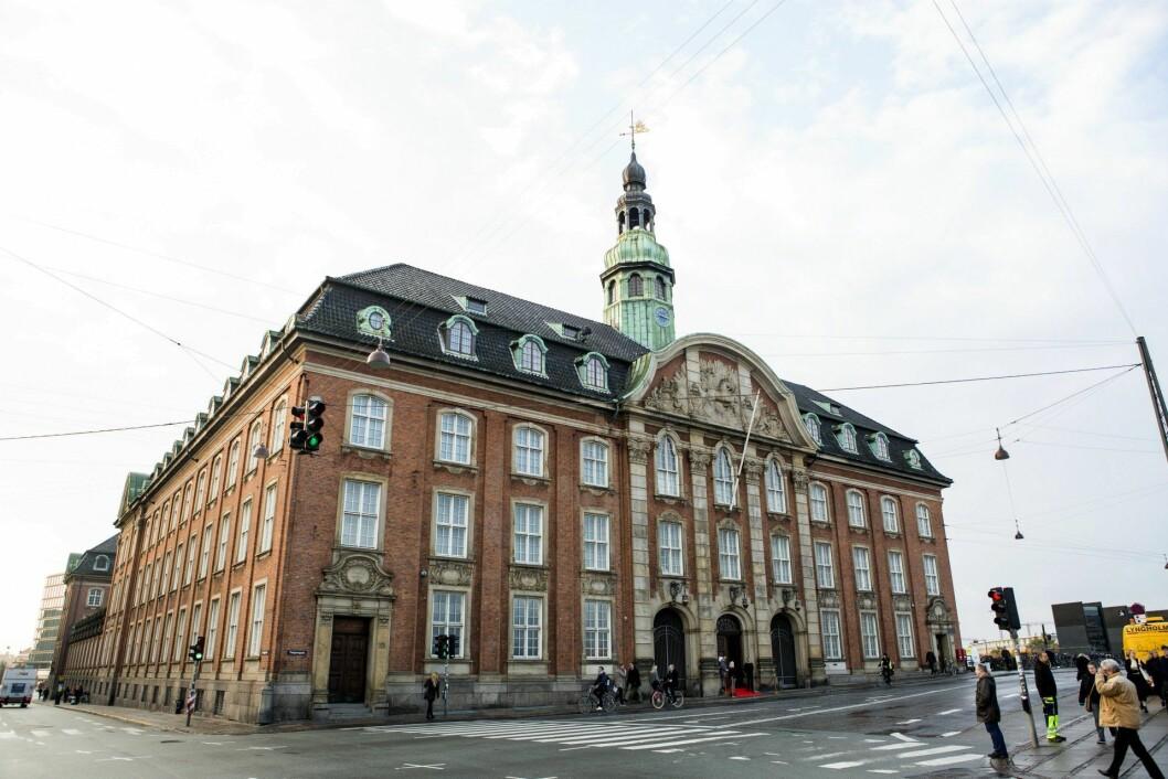 Postbygningen fra 1912 i København sentrum, blir nå et hotell i regi Petter A. Stordalen.