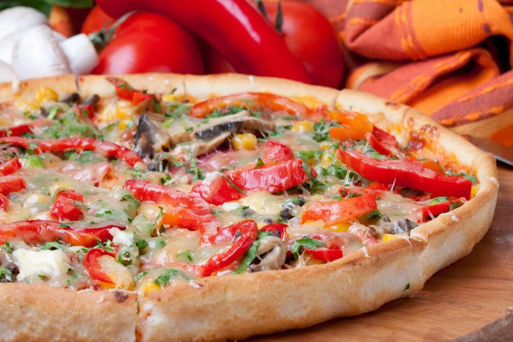 Meld deg NM i pizza, som arrangeres på Smak 2017 på Norges Varemesse. (Foto: Colourbox.com)