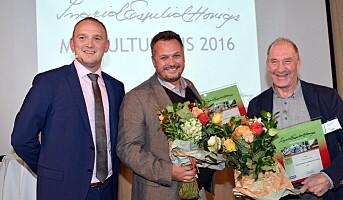 To fra Røros fikk matkulturpris