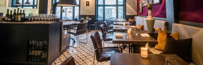 RE-NAA er rangert som Norges nest beste restaurant av White Guide Nordic. (Foto: RE-NAA)