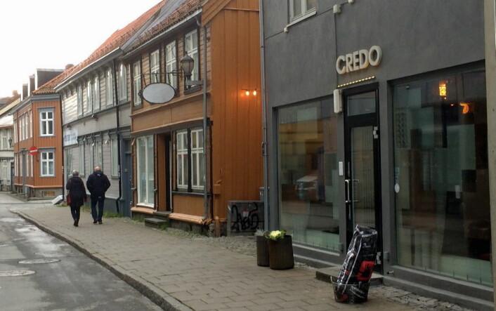 Credo i Trondheim er rangert som Norges fjerde beste restaurant, ifølge White Guide Nordic 2017. (Foto: Morten Holt)