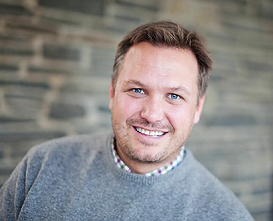 Mikael Forselius blir hotelldirektør på Britannia Hotel i Trondheim.