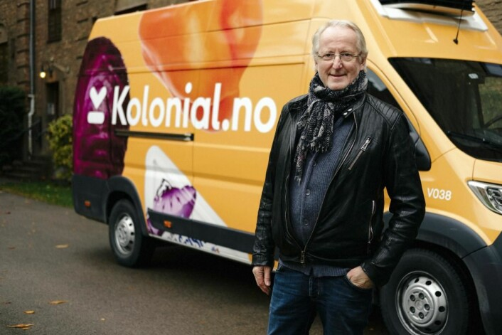 Inn i dagligvarebransjen. Eivind Hellstrøm skal i fremtiden inspirere Kolonial.no sine kunder til å lage bedre mat.