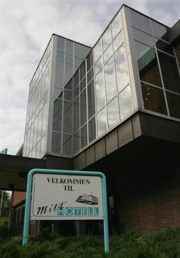 Mitt Hotell i Moss har fått ny eier. (Foto: Morten Holt, arkiv)