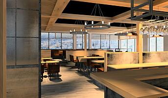 Åpner ny hotellrestaurant i Trysil