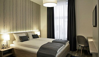 Første Best Western Plus-hotellet i Oslo