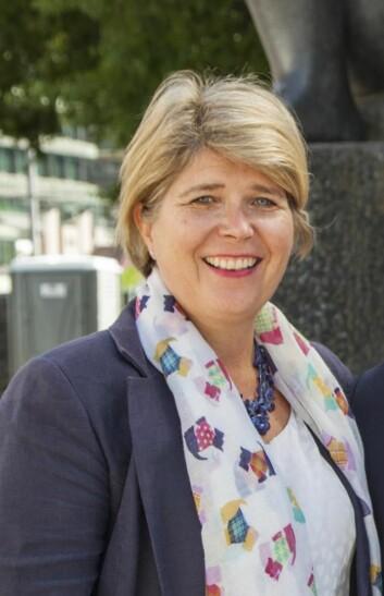 Administrerende direktør i Matmerk, Nina Sundqvist.