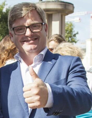 Daglig leder i Hanen (næringsorganisasjon for lokalmatprodusenter), Bernt Bucher-Johannessen.