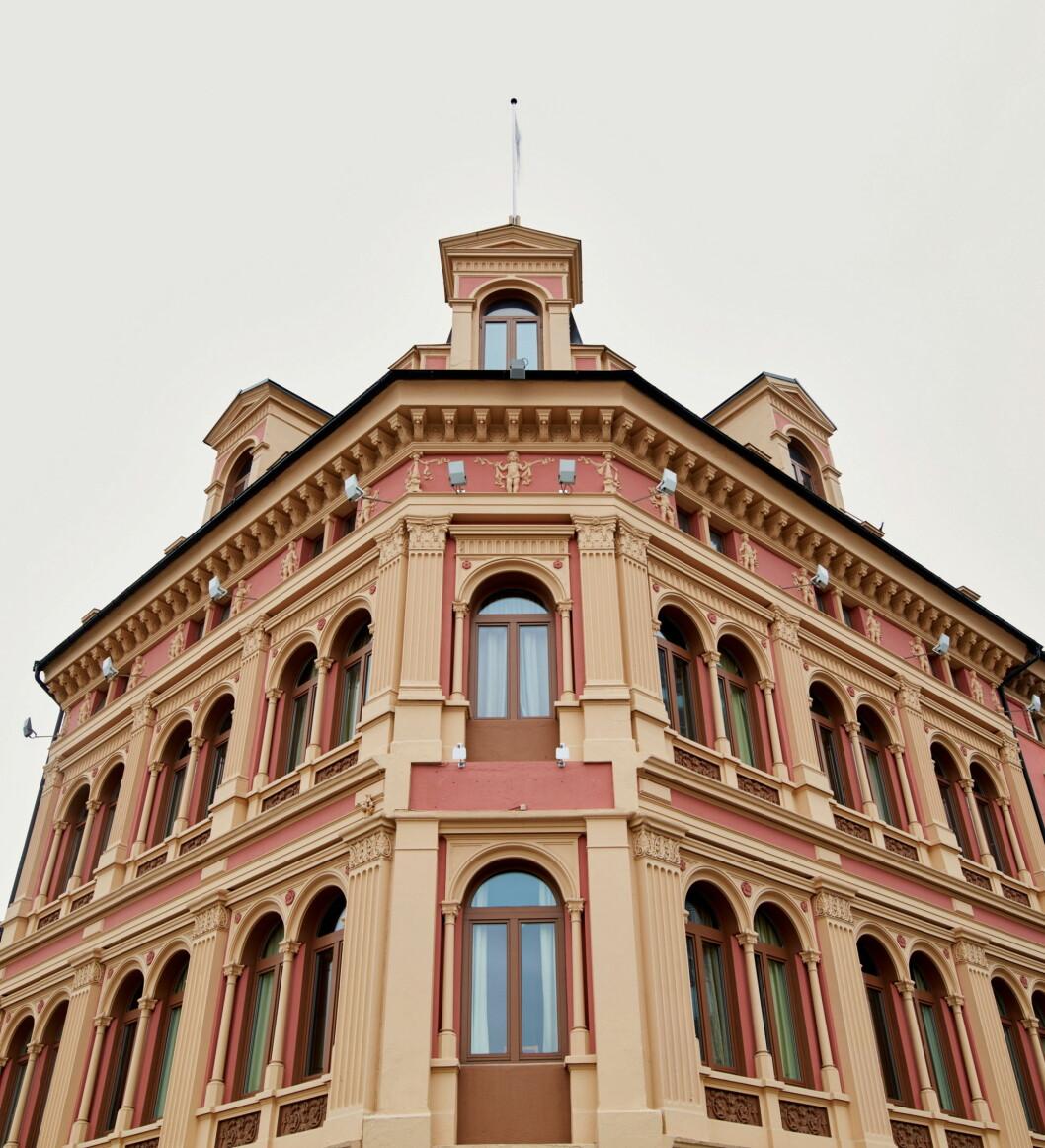 Ambassadeur Hotel blir 1. januar til Scandic Ambassadeur Hotel Drammen.