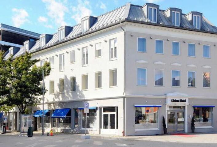 Globus Hotel i Drammen blir Scandic-hotell 1. januar 2017.
