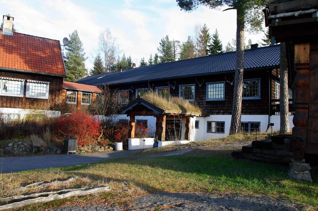 Skytterkollen restaurant og konferansesenter er til salgs. (Foto: Privat)