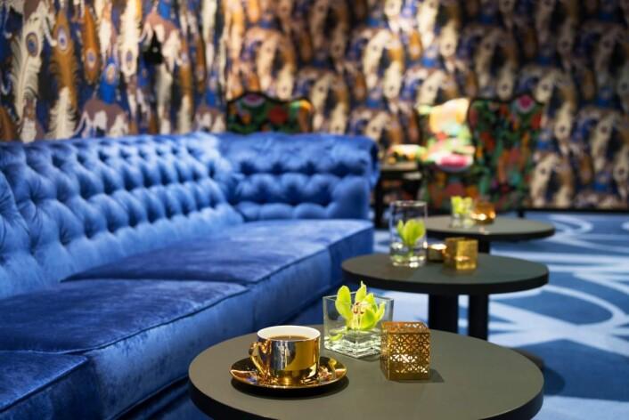 Hvert hotell har fått sitt særpreg. Her fra Thon Hotel Terminus i Oslo. (Foto: Thon Hotels)