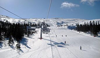 Rekordstor og rekordtidlig alpinåpning