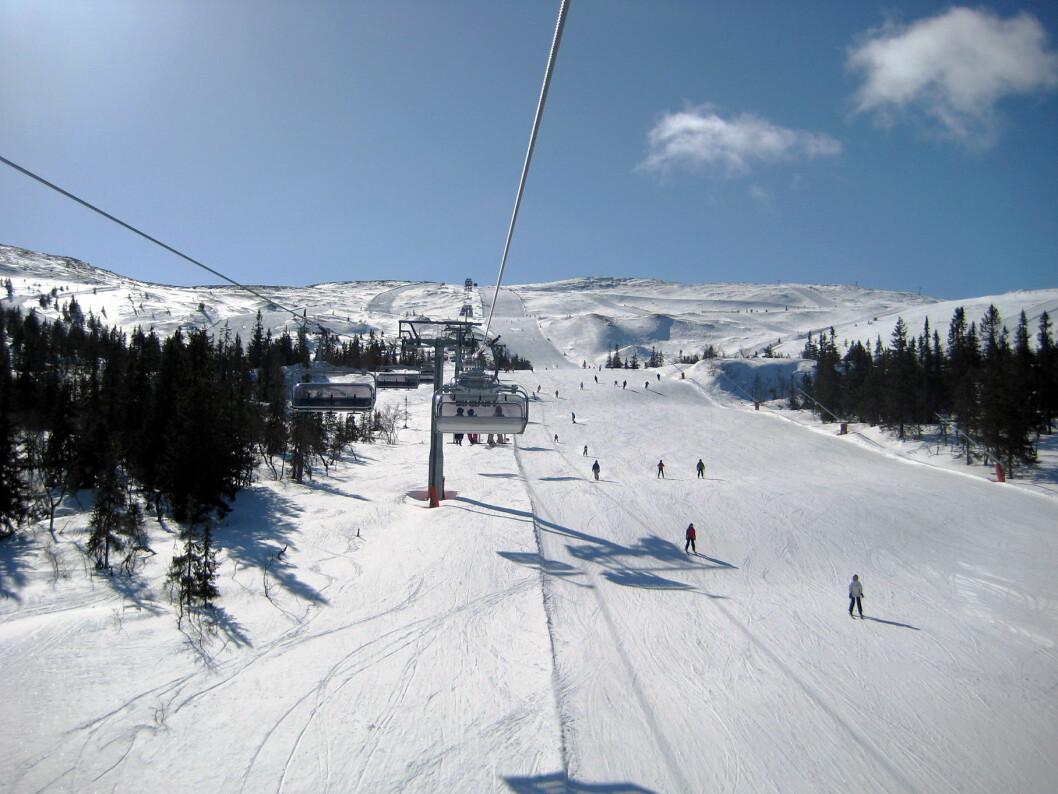 Mange alpinanlegg i Norge har åpnet, som her i Trysil. (Foto: Morten Holt)