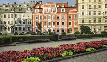 Første Pullman-hotellet i Latvia