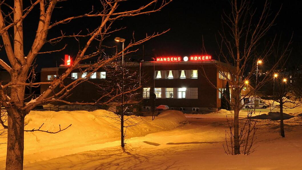 Hansens Røkeri i Drammen. (Foto: Matmerk)
