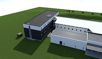 Bygger 80 nye rom på Gardermoen