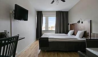 Nytt First-hotell i Stockholm