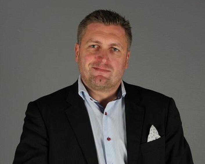 Direktør for forretningsutvikling i First Hotels, Daniel Atteroth.