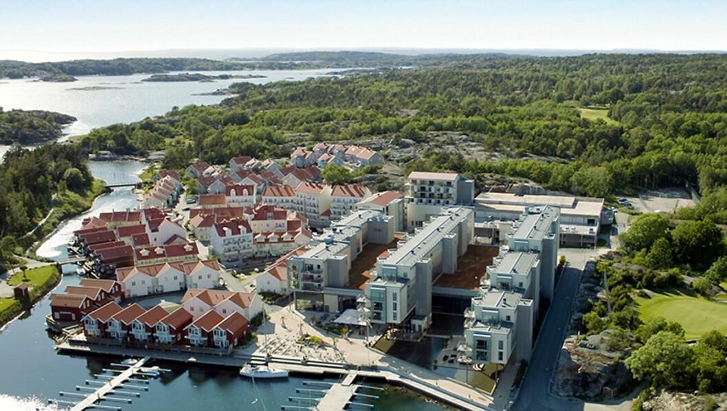 Strömstad Spa. (Foto: Hotellet)