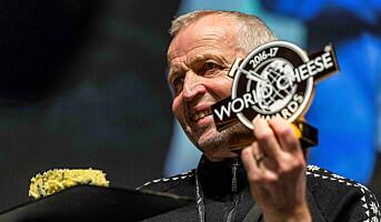 Verdens beste ost er norsk