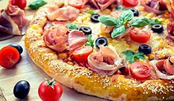 Etterlyser deltakere til pizza-NM