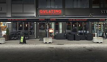 Gulating Pub med sunn catering