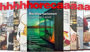 Årets siste magasin på vei til abonnentene