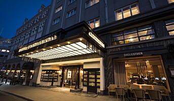 Hotel Continental til topps