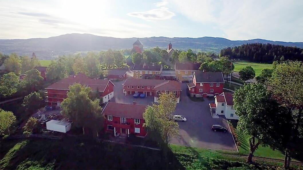 Granavolden Gjæstgiveri. (Foto: NHO Reiseliv)
