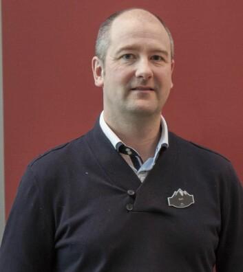 Kjetil Tærud er ansatt som kommersiell direktør for Pandox' to hoteller i Lillehammer-regionen. (Foto: Privat)