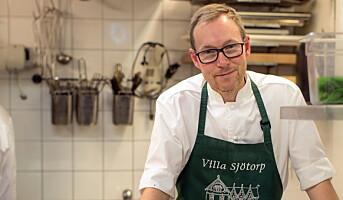 Ny kjøkkensjef på Villa Sjötorp