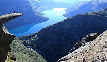 Bevilger 7,5 millioner kroner til Nasjonale Turiststier
