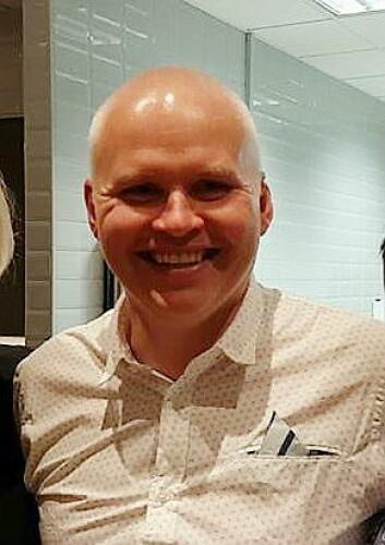 Charles Tjessem. (Foto: Ingveig Tveranger)