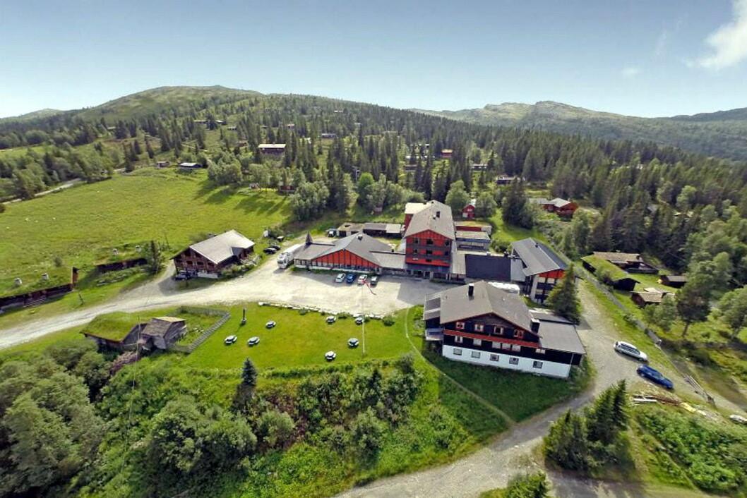 Rondane Høyfjellshotell fikk 20 000 nye følgere på 12 timer etter et Facebook-stunt. (Foto: Hotellet)