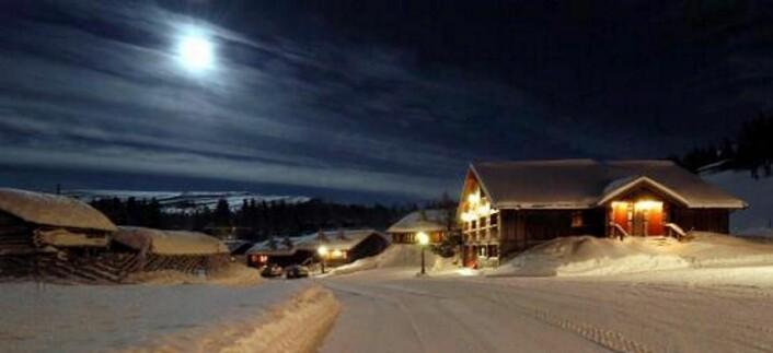 Rondane Høyfjellshotell. (Foto: Hotellet)