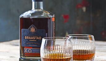 Vi vet ikke hva slags cognac vi drikker
