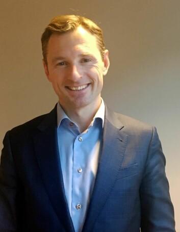 Andreas Gottlieb er ny salgsdirektør for Best Western Scandinavia.