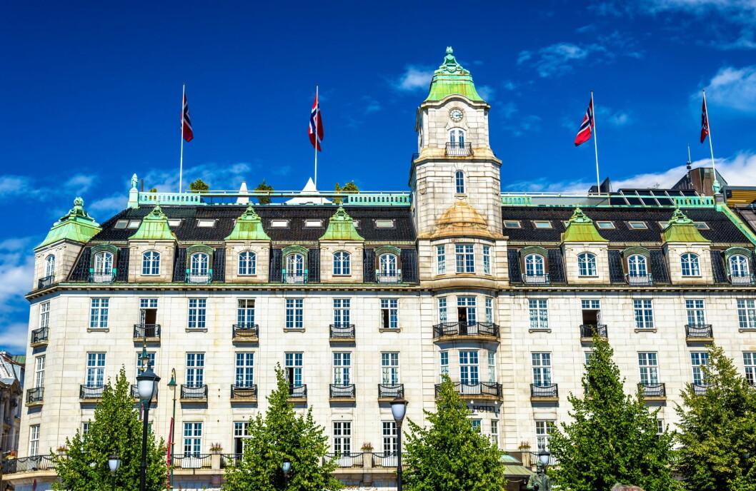 Grand Hotel. (Foto: Colourbox.com)