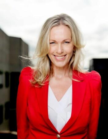 Anita Krohn Traaseth. (Foto: Agnete Brun)