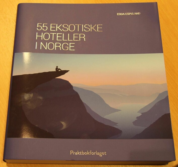 Boka er gitt ut av Praktbokforlaget. (Foto: Morten Holt)