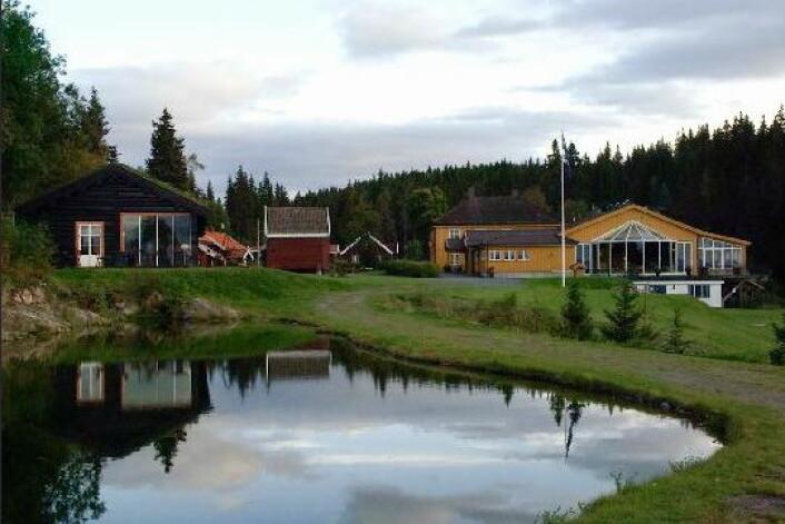 Kleivstua. (Foto: Arkiv)