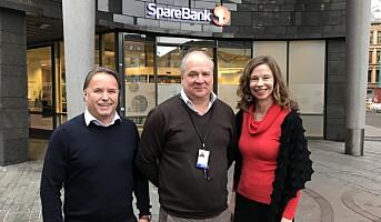 Compass Group med storkontrakt med SpareBank 1