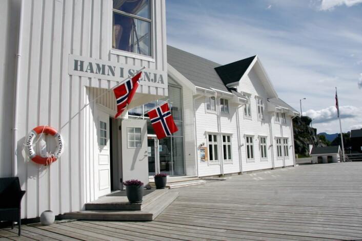Hamn i Senja er med. (Foto: Morten Holt)