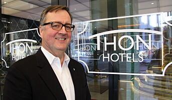Thon Hotels markerer seg kraftig