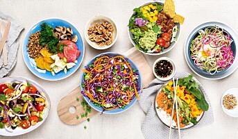Vi ønsker å spise mer «miljøvennlig mat»