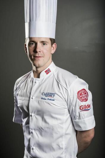 Håkon Solbakk. (Foto: NKL)